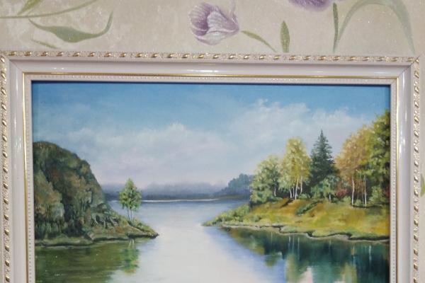 Roza Ayappergenovna Makhanova. Ural
