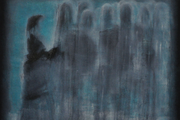 "Елена Бабинец. ""Молитва за погибшими в Ил-76"", цикл: ""Молитися-Поборемо!"" FilosofoArt"