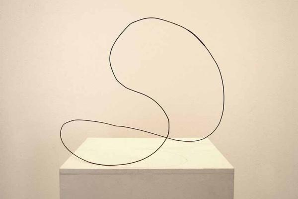 Rashid Arain. My first sculpture