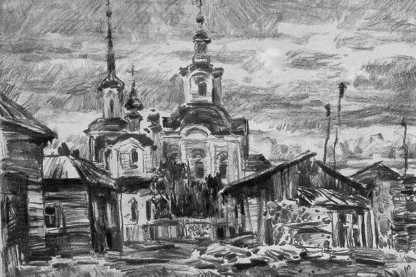 Oleg Borisovich Zakharov. Torzhok.