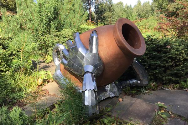 Ген Эрген. Amphora