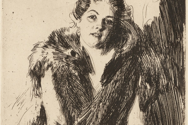 Anders Zorn. Maya von Heijne