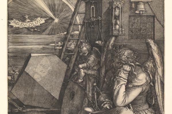 Albrecht Durer. Melancholy