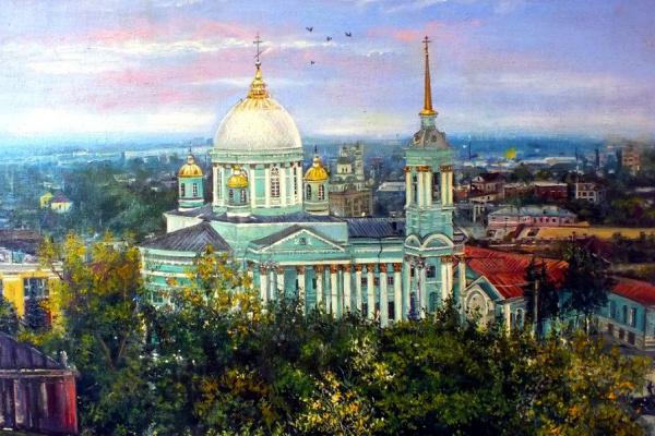Юлия Амаги (Amagiras). Курск. Знаменский Собор