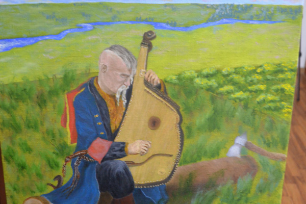 """Pacukov Alexey. """"The Tale of the Old Cossack"""""""