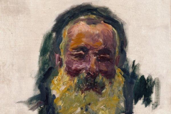 Клод Моне. Автопортрет