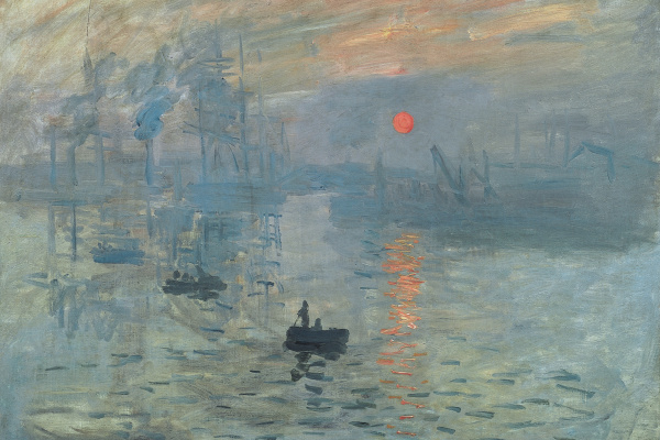 Claude Monet. Impression. Sunrise