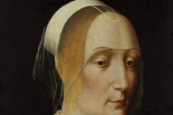 Бенедетто Гирландайо. Женский портрет