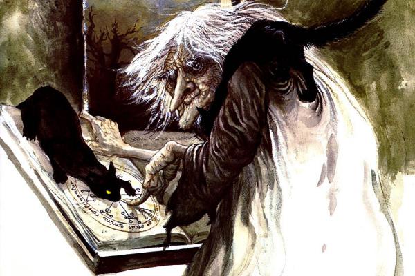 Джосеф Смит. Злая ведьма