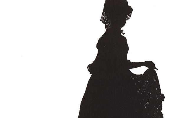 Константин Андреевич Сомов. Дама с собачкой. 1906 Заставка Золотое руно. 1906, №2