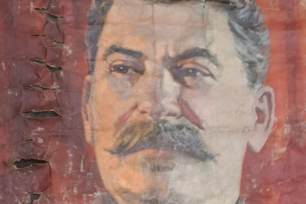 Stalin Portraits. A Portrait Of Stalin