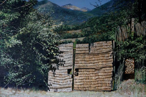"""Eduard Yurievich Abzhinov. """"The GATES"""""""