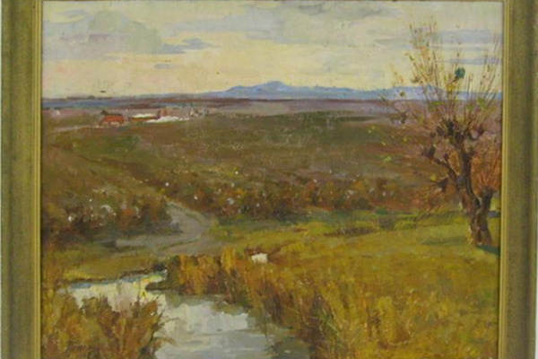 Павел Сергеевич Пантюхин. Вечер