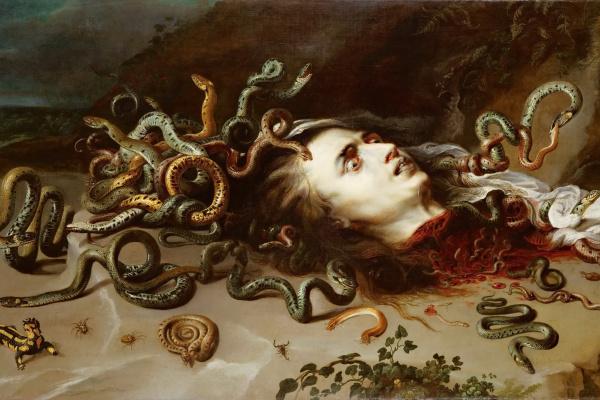 Peter Paul Rubens. Jellyfish