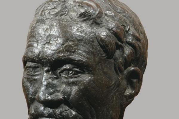 Даниэле да Вольтерра. Портрет Микеланджело, выполненный по посмертной маске