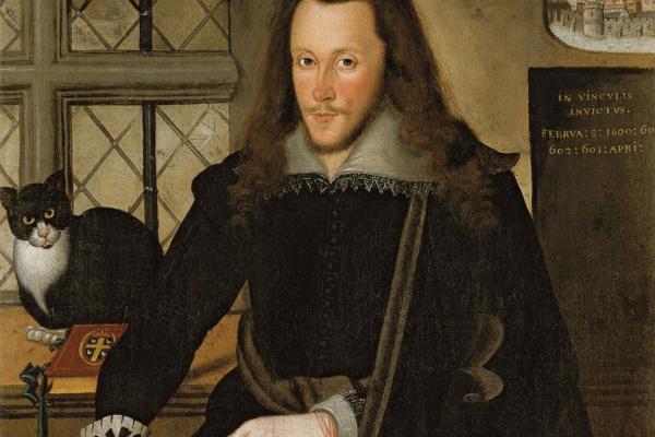 Джон Де   Критс. Портрет Генри Ризли, графа Саутгемптона The Earl of Southampton