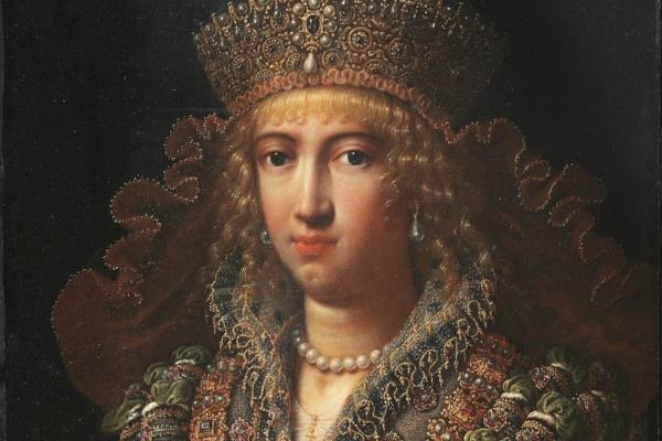 Mario Balassi. Королева Армении