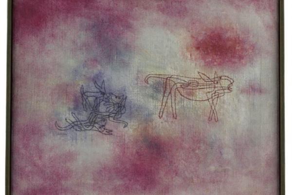 Paul Klee. She roars we play