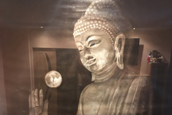 K.T.. Будда