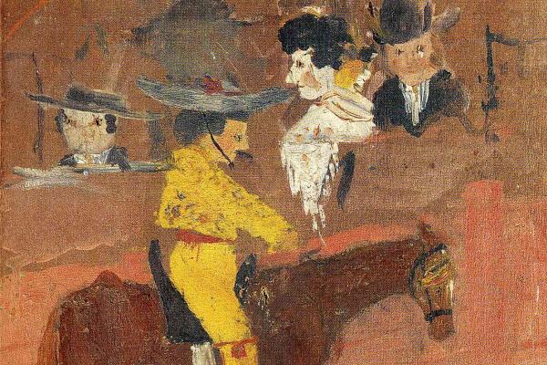 Pablo Picasso. Yellow picador