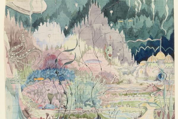 John Ronald Reuel Tolkien. Roverandom