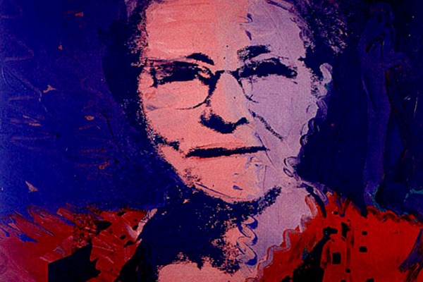 Andy Warhol. Julia Warhol