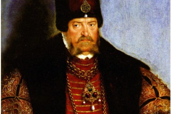 Лукас Кранах Младший. Портрет курфюрста Иоахима Бранденбургского