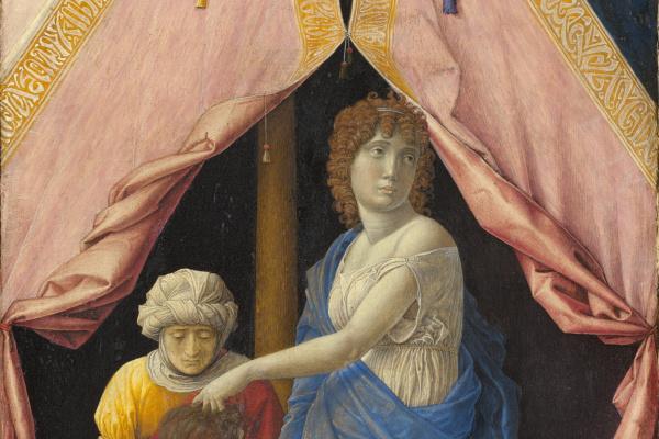 Андреа Мантенья. Юдифь и Олоферн, Андреа Мантенья, 1495