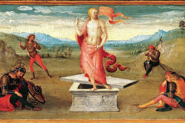 Пьетро Перуджино. Воскресение
