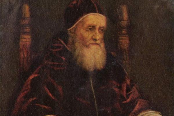 Рафаэль Санти. Папа Юлий II