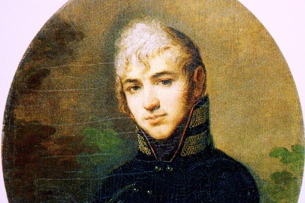 Алексей Гаврилович Венецианов. Портрет Александра Ильича Бибикова
