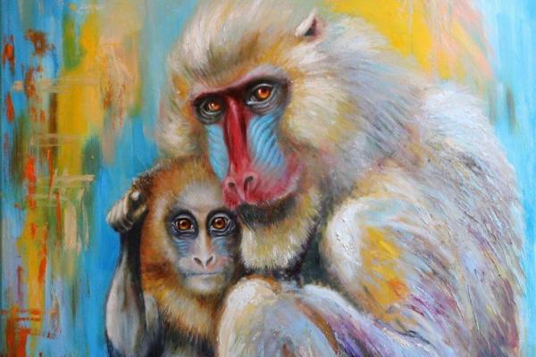Стас Шевцов. Бабуины