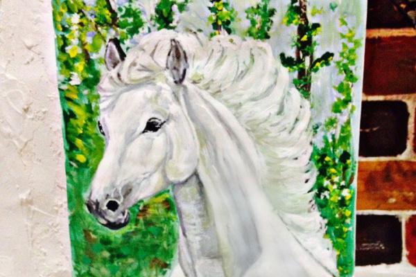 Marisa Kotosonova. Конь