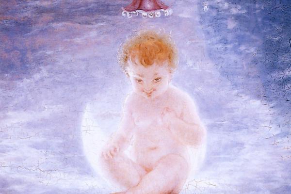 Ричард Дадд. Младенец