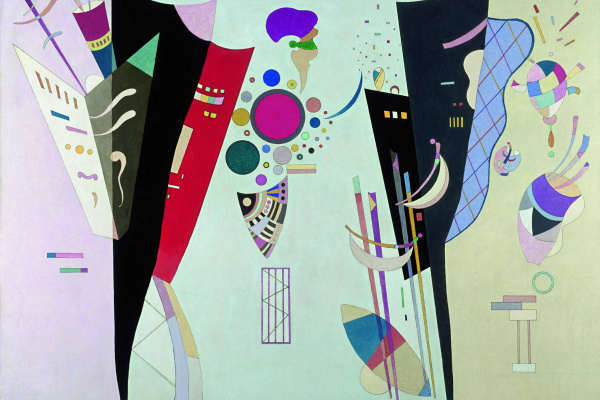 Wassily Kandinsky. Accord Réciproque