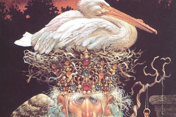 Джеймс Кристенсен. Король пеликанов