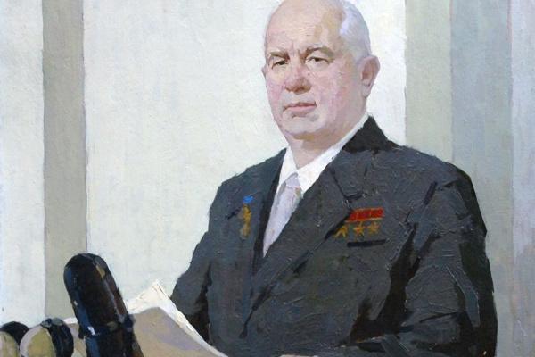 "Юрий Дмитриевич Петров. ""Кузнечик"""