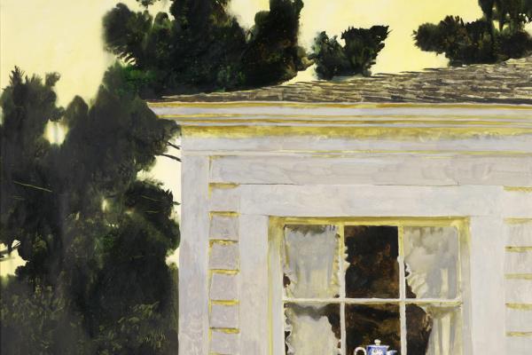 Jamie Wyeth. Kettle