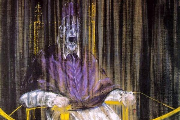 Фрэнсис Бэкон. Кричащий папа