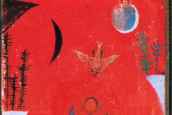 Пауль Клее. Мифический цветок