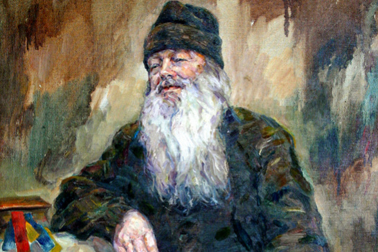 Petro Smykovskyi. Разговор со старцем