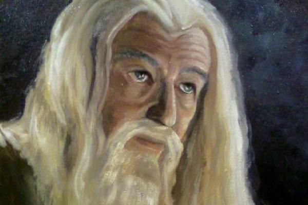 Олег Фрам. Gandalf