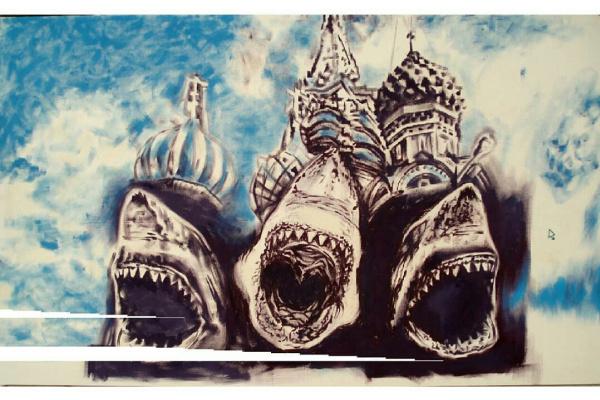 Bystrukhin. Kremlin Sharks
