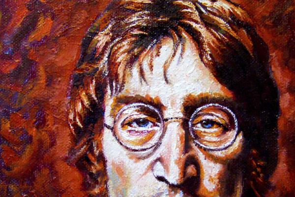 Гайса Рсалиевич Зиангиров. John Lennon