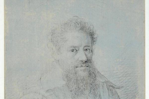 Эгидий Саделер. Портрет неизвестного