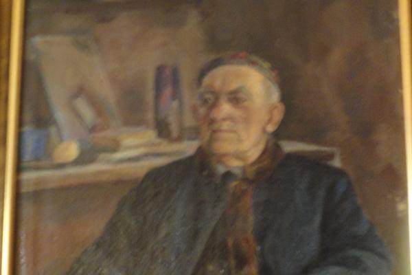 Александр Николаевич Зарудин. Портрет отца