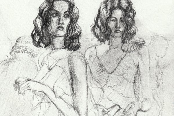 Tatiana Bulgakova. Закулисье