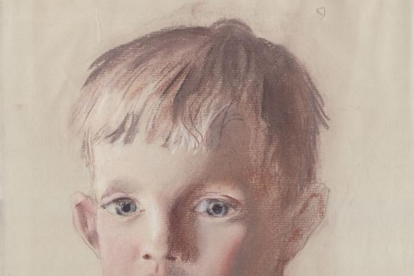 Андрей Алексеевич Пахомов. Портрет