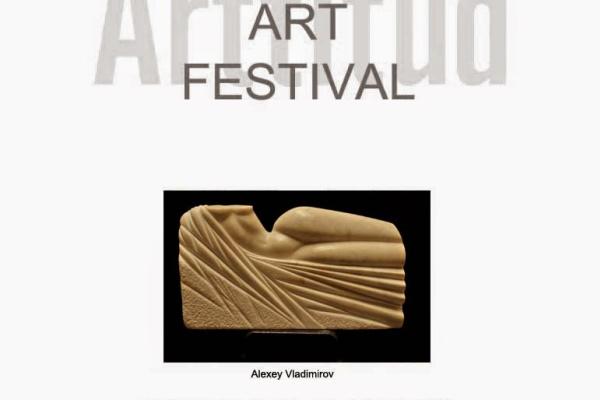 Sergey Konstantinov. The Russian Art Festival at Arttitud San Francisco for San Francisco Art Market Week, May 16, 2014