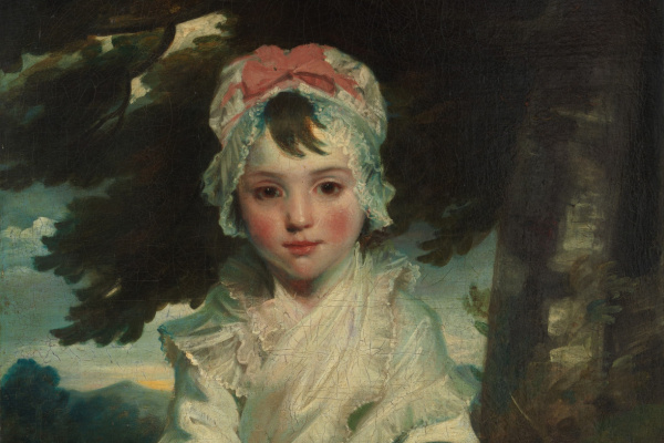 Joshua Reynolds. Georgiana Augusta Frederick Elliot